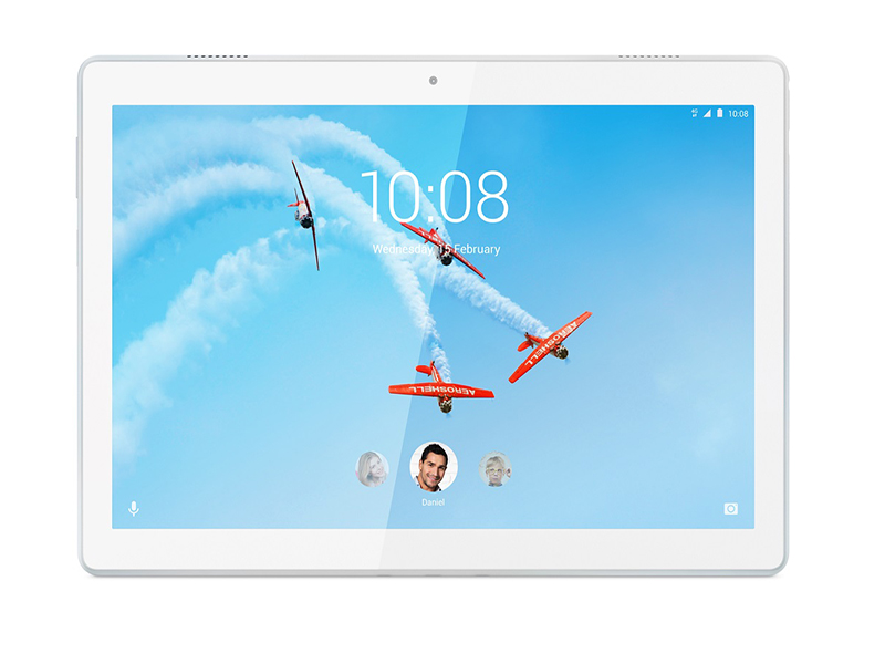 Планшет Lenovo Tab M10 TB-X605L ZA490073RU (Qualcomm Snapdragon 450 1.8 GHz/2048Mb/16Gb/GPS/LTE/3G/Wi-Fi/Bluetooth/Cam/10.1/1920x1200/Android) black pearl marble stone polished brass swivel kitchen sink faucet 360 degree rotating deck mounted cuisine mixer tap torneira