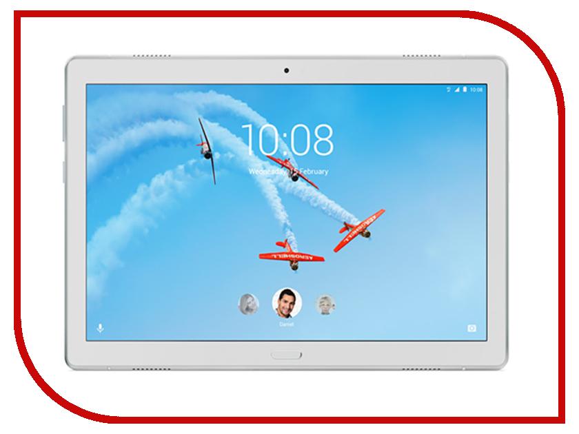 Фото - Планшет Lenovo Tab P10 TB-X705L ZA450135RU (Qualcomm Snapdragon 450 1.8 GHz/3072Mb/32Gb/GPS/LTE/3G/Wi-Fi/Bluetooth/Cam/10.1/1920x1200/Android) планшет huawei mediapad m5 lite 10 32gb bah2 w19 space gray 53010dka kirin 659 2 4ghz 3072mb 32gb wi fi bluetooth cam 10 1 1920x1200 android