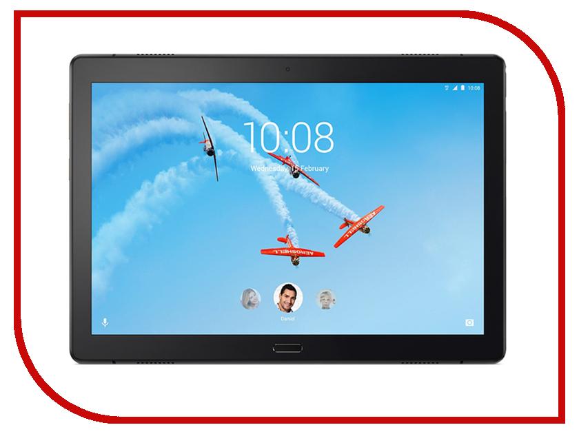Фото - Планшет Lenovo Tab P10 TB-X705L ZA450030RU (Qualcomm Snapdragon 450 1.8 GHz/3072Mb/32Gb/GPS/LTE/3G/Wi-Fi/Bluetooth/Cam/10.1/1920x1200/Android) планшет huawei mediapad m5 lite 10 32gb bah2 w19 space gray 53010dka kirin 659 2 4ghz 3072mb 32gb wi fi bluetooth cam 10 1 1920x1200 android