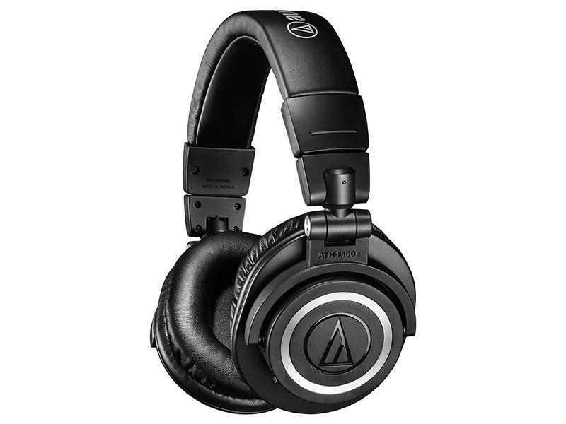 Наушники Audio-Technica ATH-M50XBT Black — ATH-M50XBT