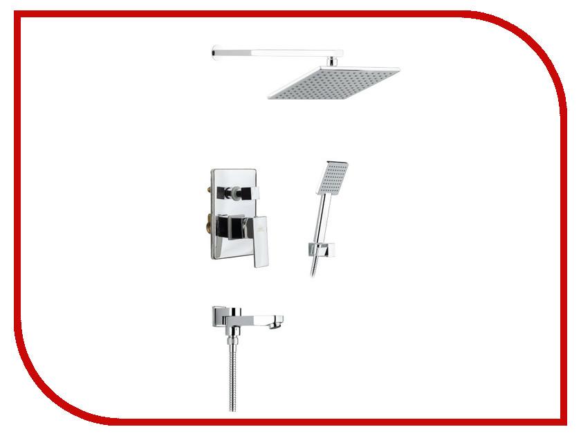 Душевая стойка Timo Selene SX-3069/00SM Chrome душевая система timo nelson для ванны хром sx 1290 00 chrome