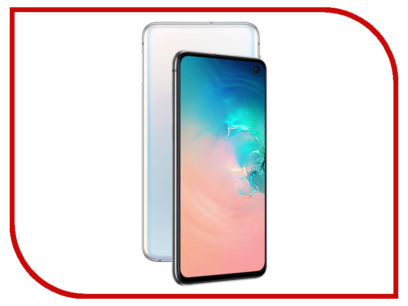 Сотовый телефон Samsung SM-G970F Galaxy S10E Nacre телефон samsung galaxy grand prime ve duos sm g531h ds серый