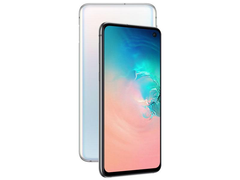 Сотовый телефон Samsung SM-G970F Galaxy S10E Nacre