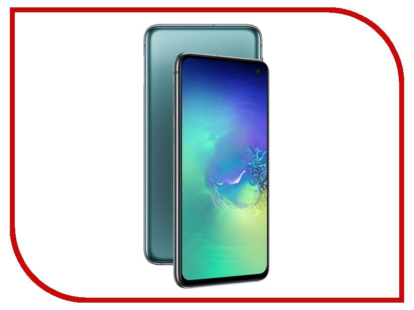 Сотовый телефон Samsung SM-G970F Galaxy S10E Aquamarine сотовый телефон samsung sm a500f ds galaxy a5 duos white