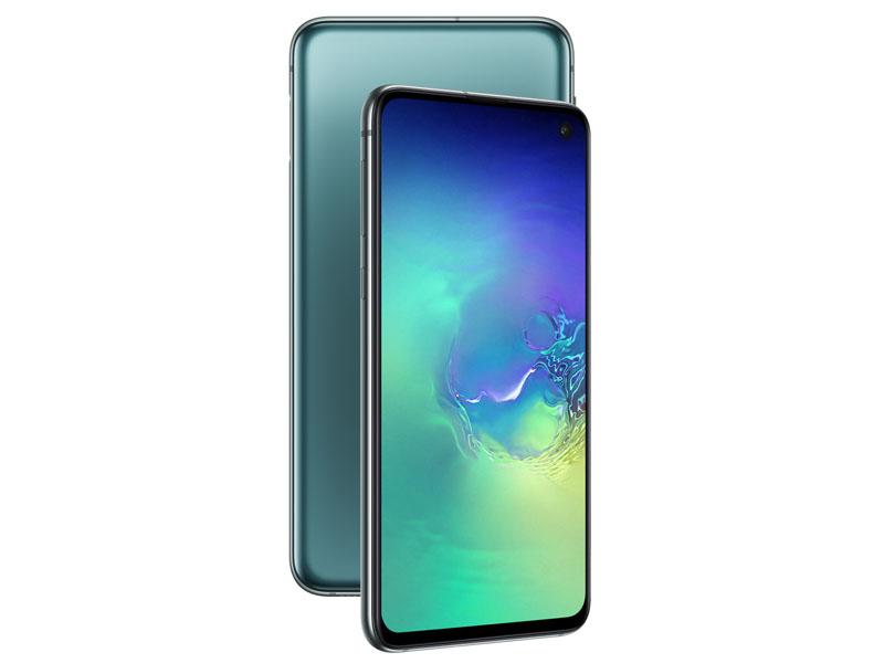Сотовый телефон Samsung SM-G970F Galaxy S10E Aquamarine