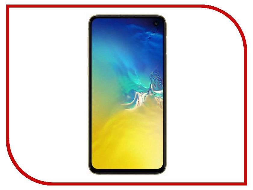 Сотовый телефон Samsung SM-G970F Galaxy S10E Citrus телефон samsung galaxy grand prime ve duos sm g531h ds серый