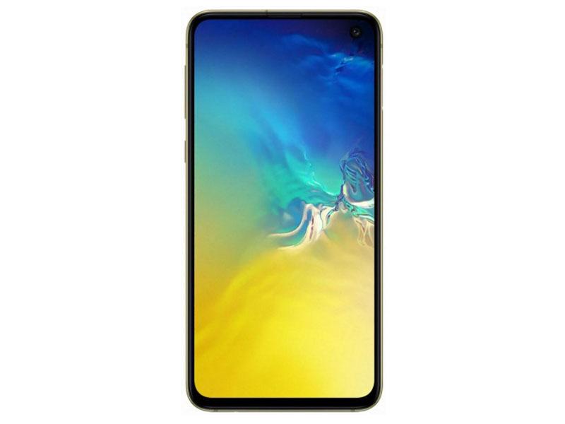 Сотовый телефон Samsung SM-G970F Galaxy S10E Citrus сотовый телефон samsung sm j400f galaxy j4 2018 32gb gold