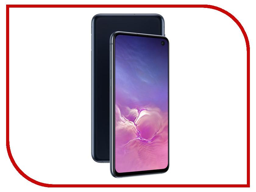 Сотовый телефон Samsung SM-G970F Galaxy S10E Onyx телефон samsung galaxy grand prime ve duos sm g531h ds серый