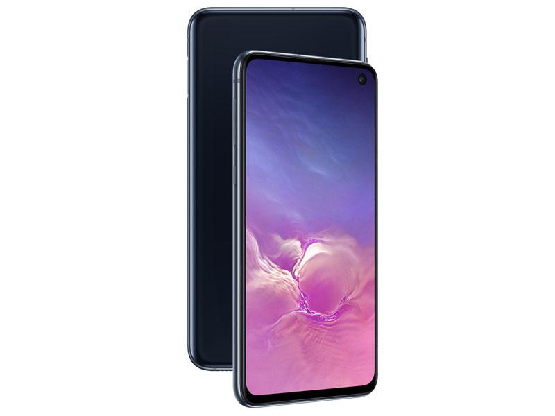 Сотовый телефон Samsung SM-G970F Galaxy S10E Onyx мобильный телефон samsung metro b350e черный sm b350ebkaser