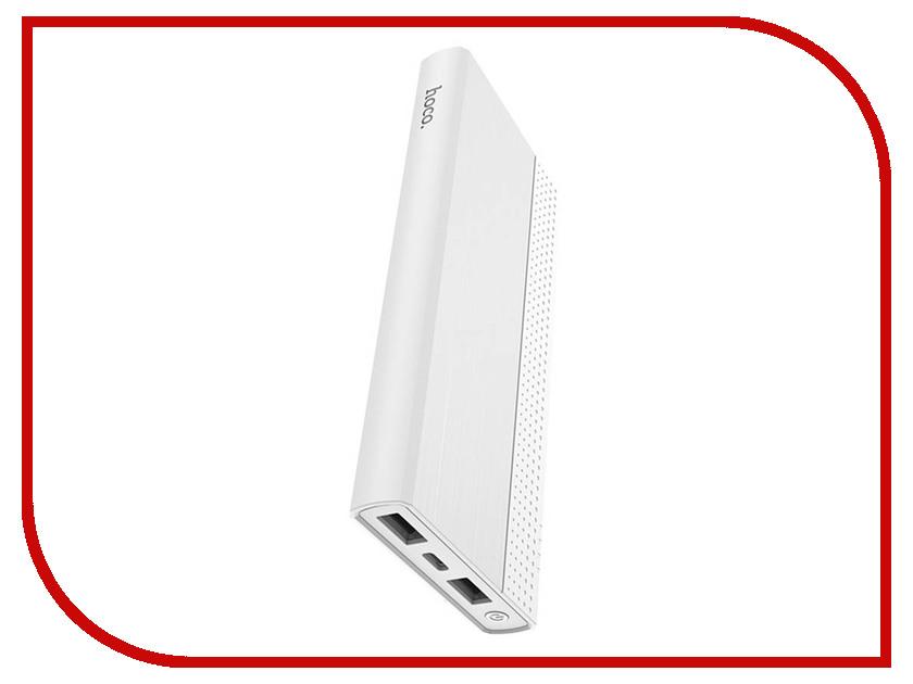 Аккумулятор Hoco J33 Cool Freedom 10000mAh White