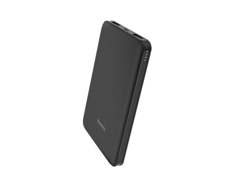 Аккумулятор Hoco J26 Simple Energy 10000mAh Black цена и фото