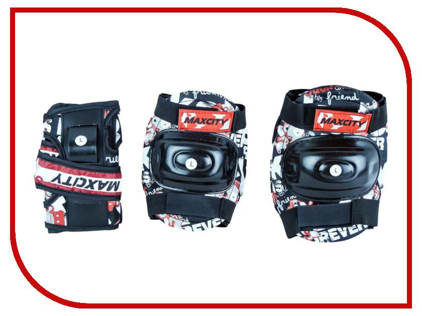 Комплект защиты Maxcity Teddy L Red цена 2017