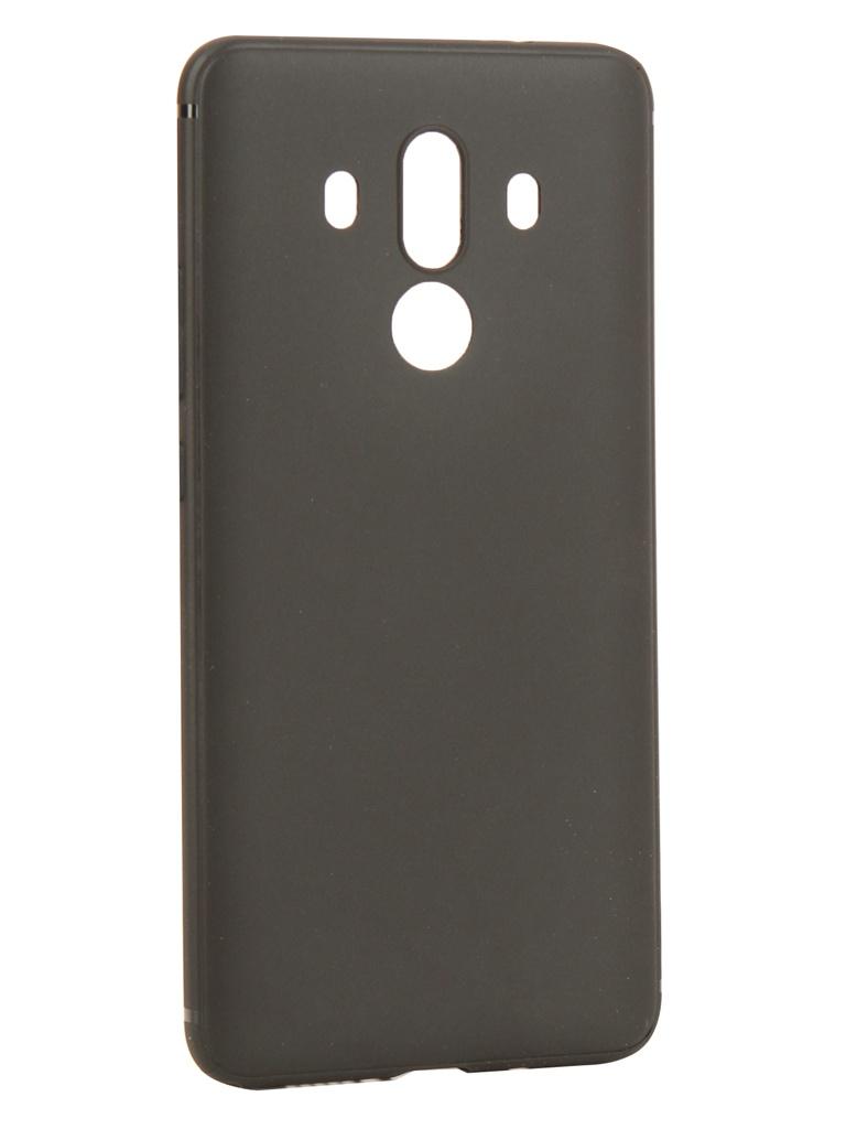 Аксессуар Чехол Innovation для Huawei Mate 10 Pro Black 14278