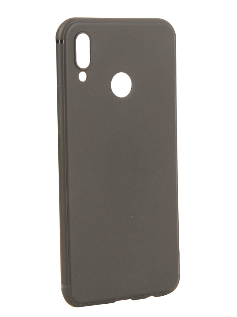 Аксессуар Чехол Innovation для Huawei Nova 3i Black 14274