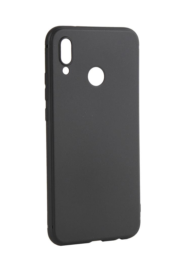 Аксессуар Чехол Innovation для Huawei P20 Lite Black 14285