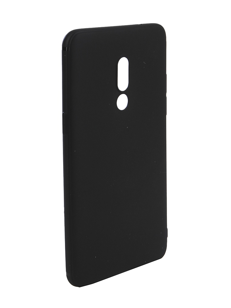 Аксессуар Чехол Innovation для Meizu 15 Plus Black 14282 аксессуар сумка 15 6 cbr cnb 03 15 black gray