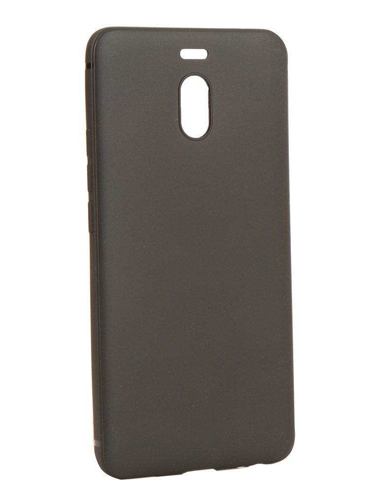 Аксессуар Чехол Innovation для Meizu M6 Note Black 14280 все цены