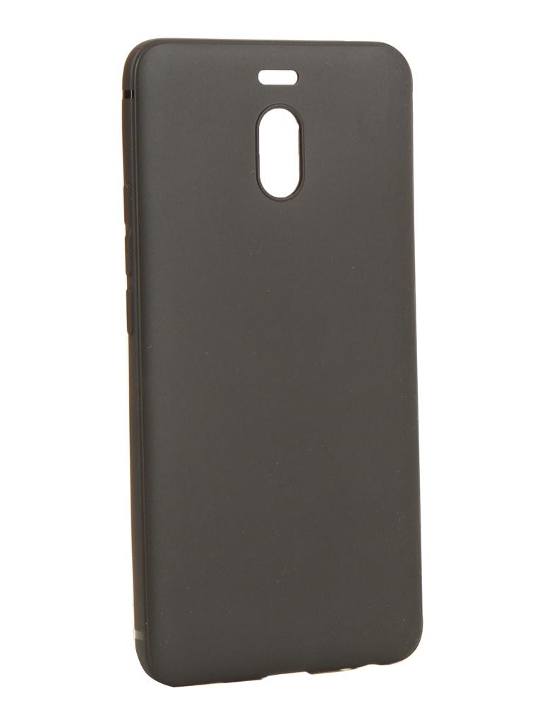 Аксессуар Чехол Innovation для Meizu M6 Note Black 14280 защитная пленка meizu для meizu m6 прозрачный
