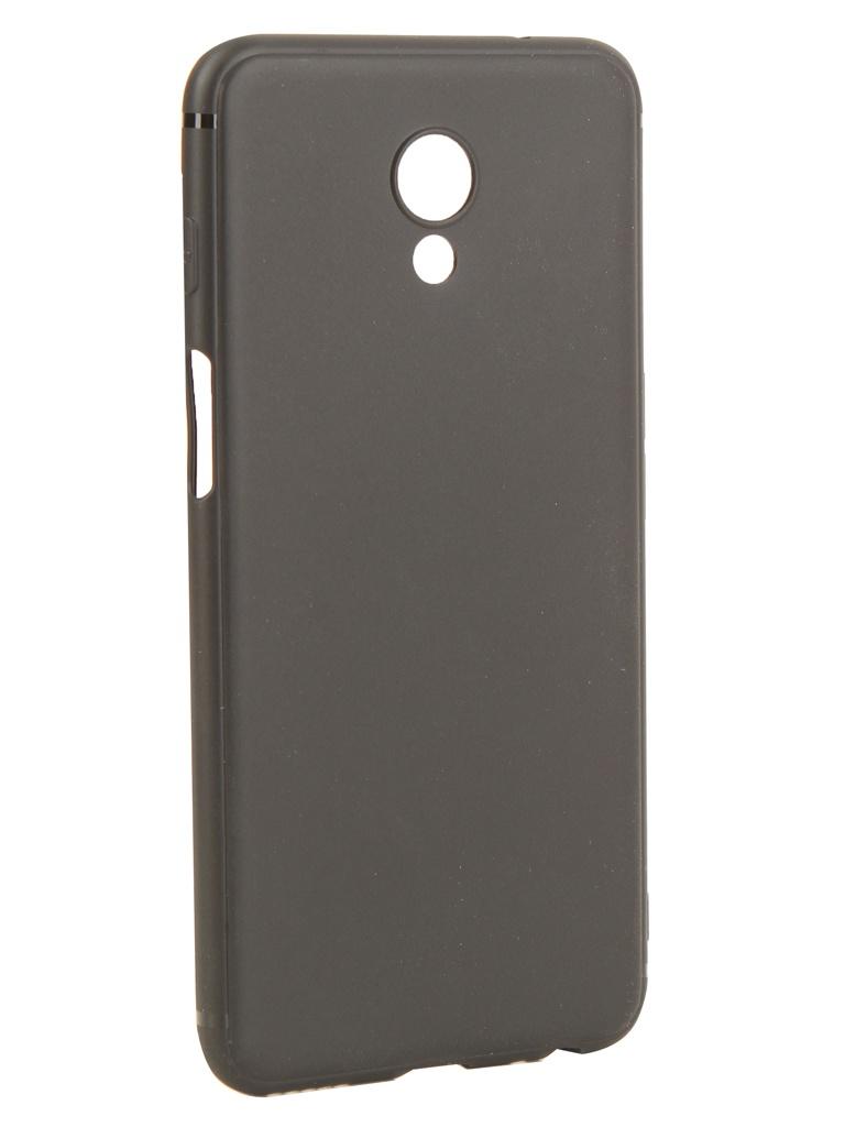Аксессуар Чехол Innovation для Meizu M6s Black 14303 аксессуар чехол книжка для meizu m6s red line unit black ут000014557