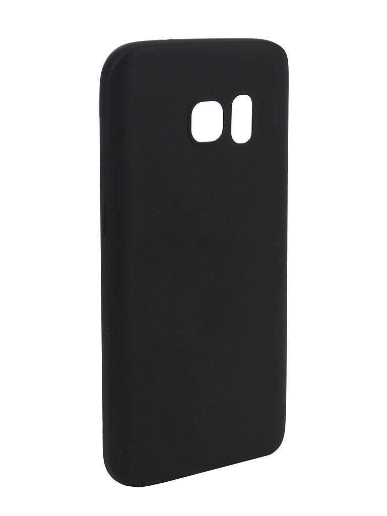 Аксессуар Чехол Innovation для Samsung Galaxy S7 Black 14301 аксессуар чехол накладка для samsung galaxy s7 monsterskin hd crash guard