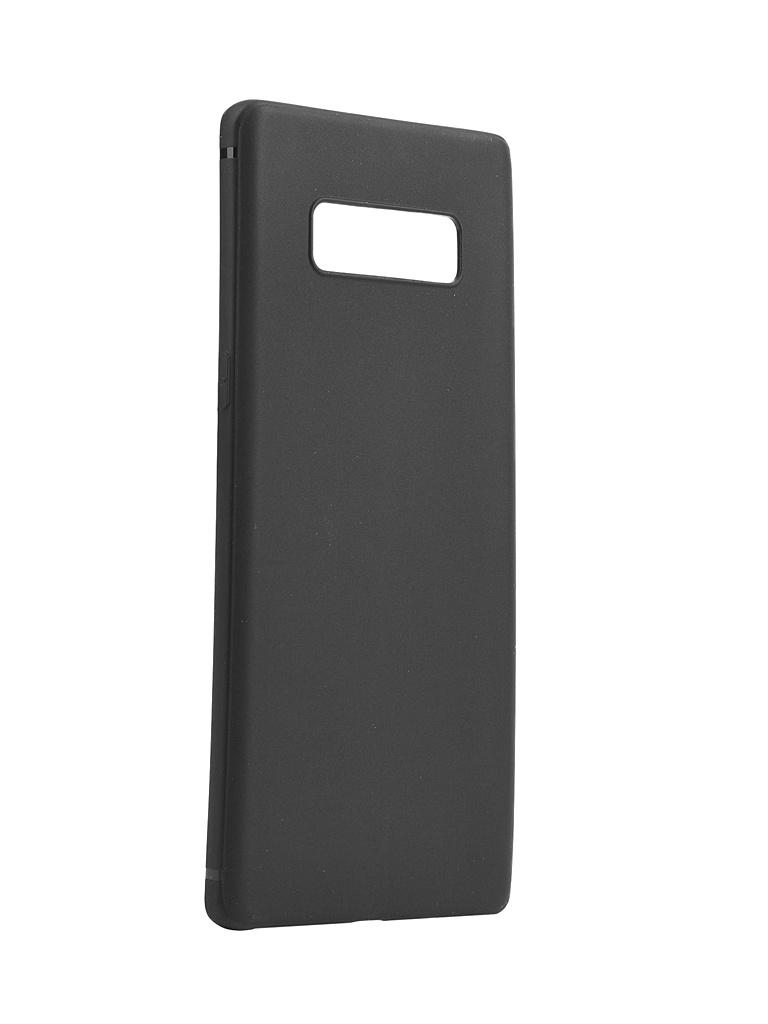 Аксессуар Чехол Innovation для Samsung Note 9 Black 14297