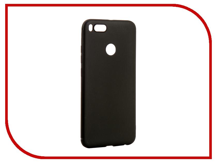 Аксессуар Чехол для Xiaomi Mi5X / MiA1 Innovation Black 14295