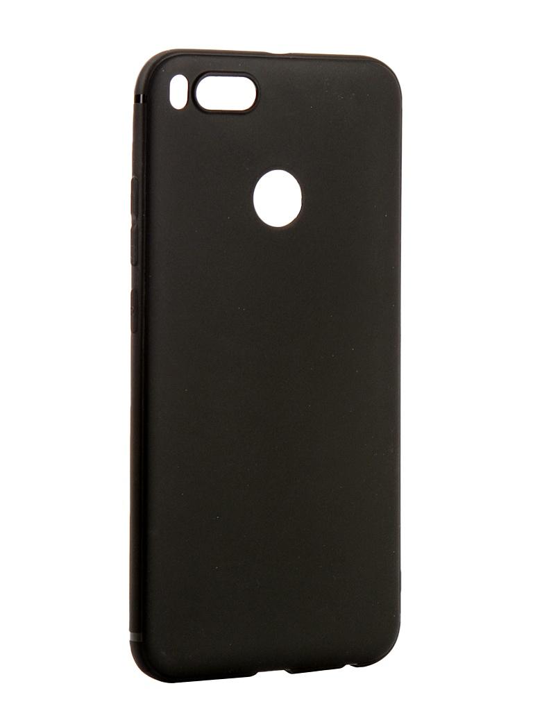 Аксессуар Чехол Innovation для Xiaomi Mi5X / MiA1 Black 14295 аксессуар