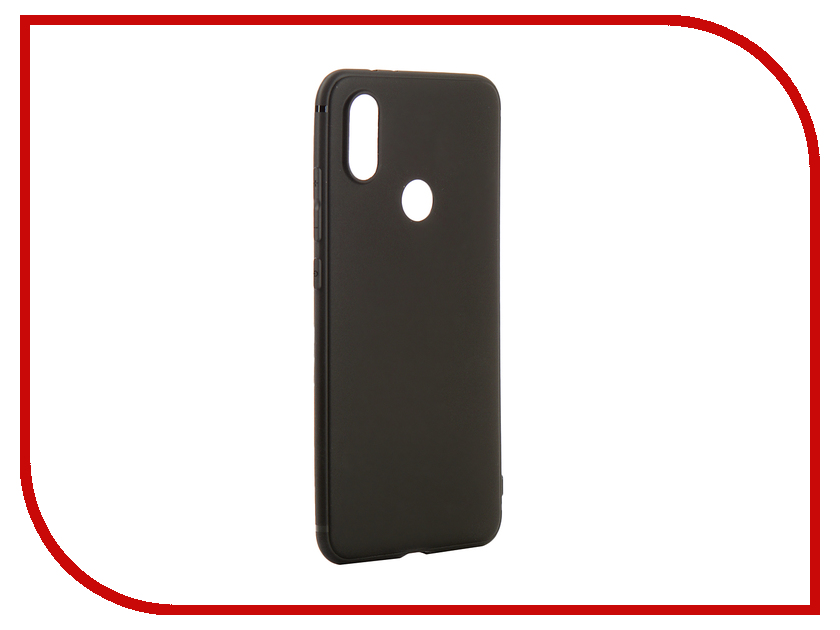Аксессуар Чехол для Xiaomi Mi6X / MiA2 Innovation Black 14294