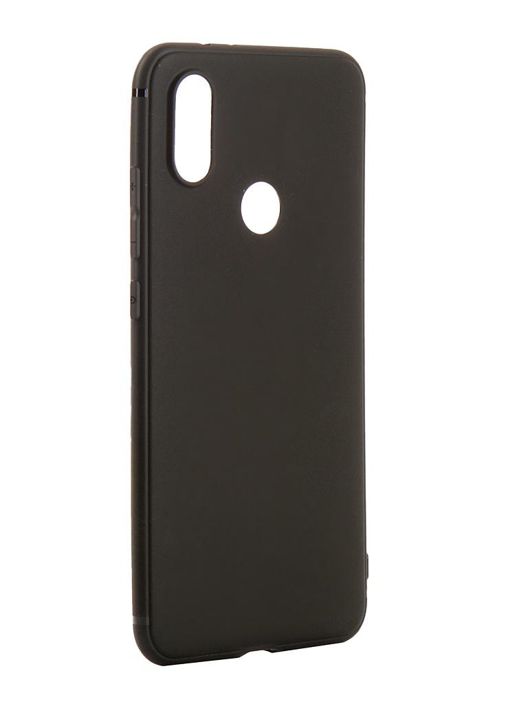Аксессуар Чехол Innovation для Xiaomi Mi6X / MiA2 Black 14294