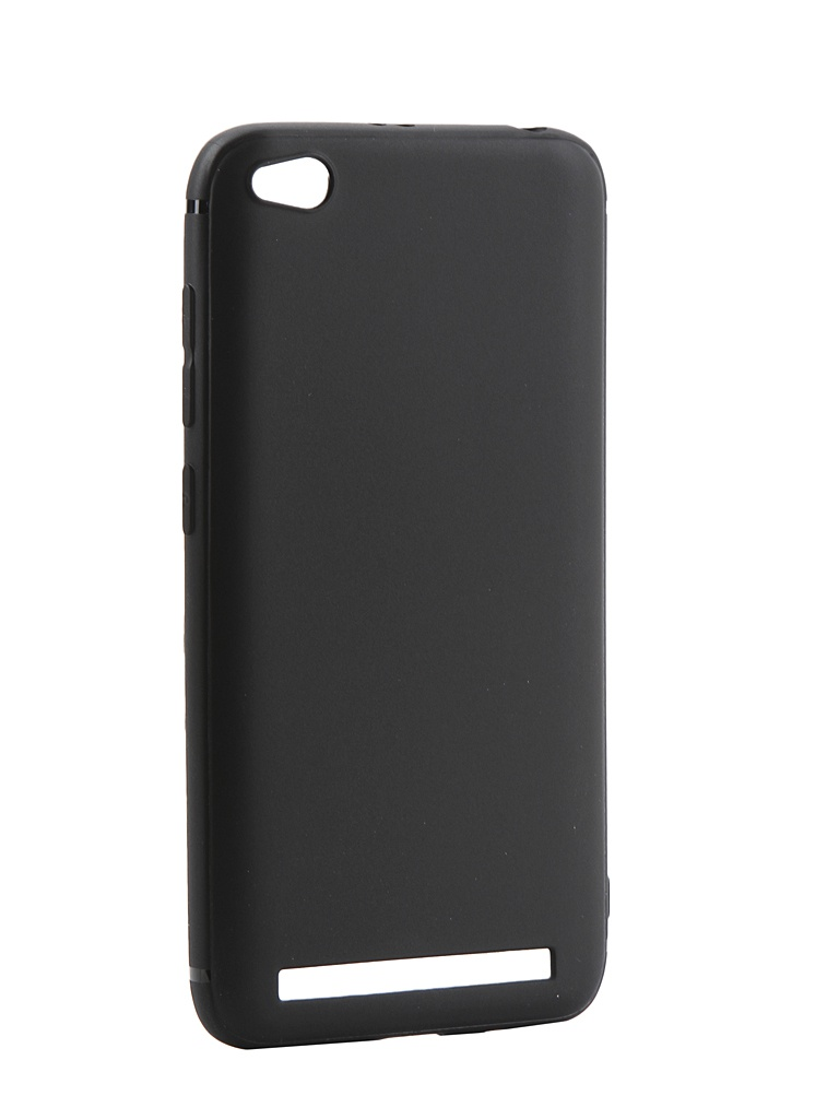 Аксессуар Чехол Innovation для Xiaomi Redmi 5A Black 14289