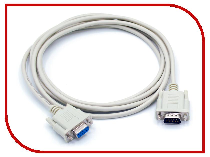 Аксессуар KS-is RS-232 DB9M/DB9F 1.5m KS-366-15 адаптер usb2 0 rs 232 ks is ks 213