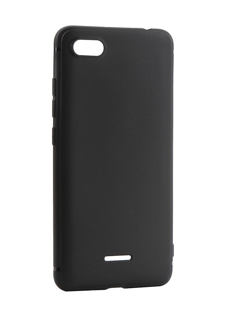 Аксессуар Чехол Innovation для Xiaomi Redmi 6A Black 14309