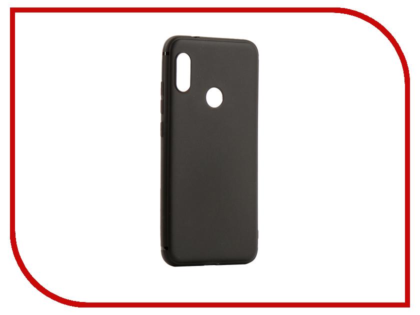 Аксессуар Чехол для Xiaomi Redmi 6 Pro / MiA2 Lite Innovation Black 14288 tpu shockproof case for xiaomi redmi 6 pro black