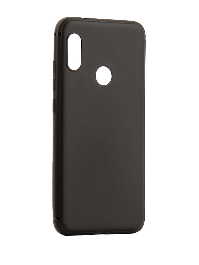 цены на Аксессуар Чехол Innovation для Xiaomi Redmi 6 Pro / MiA2 Lite Black 14288  в интернет-магазинах