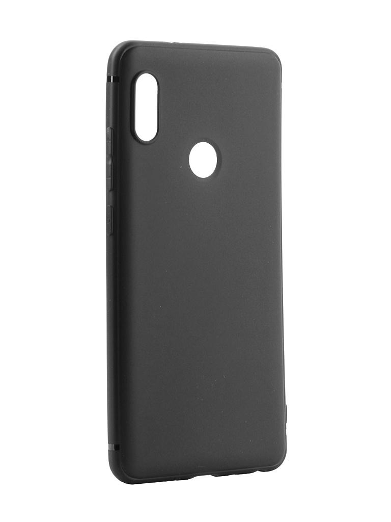 цены на Аксессуар Чехол Innovation для Xiaomi Redmi Note 5 Pro 2018 Black 14307  в интернет-магазинах