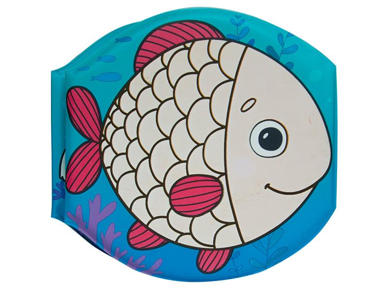 Игрушка Книжка-игрушка Мозаика-Синтез Волшебные купашки-гармошки. Рыбка МС11110