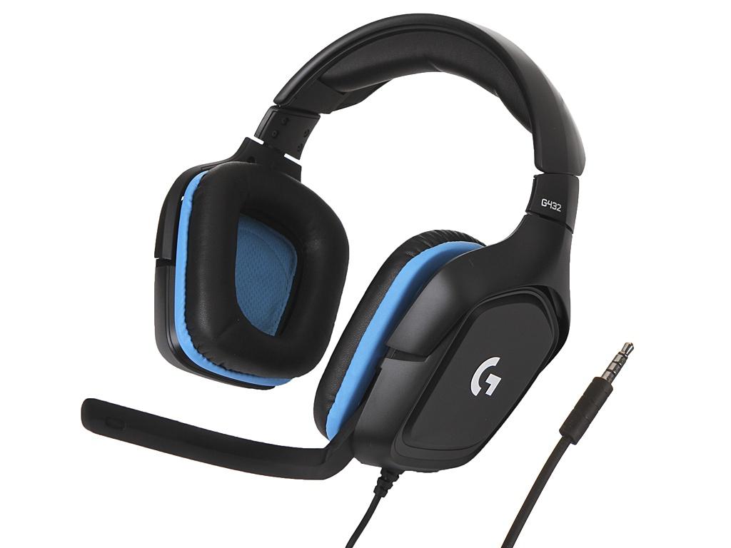 Logitech G432 981-000770
