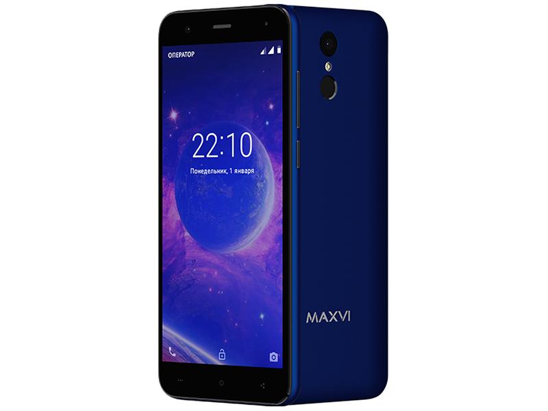 Сотовый телефон Maxvi MS531 Vega LTE Blue