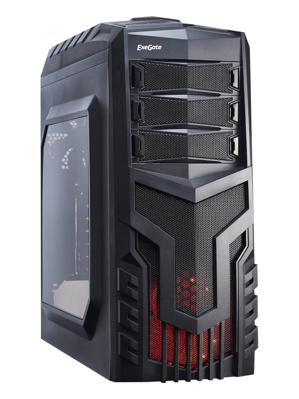Корпус ExeGate EVO-8204N 700W Black 277155