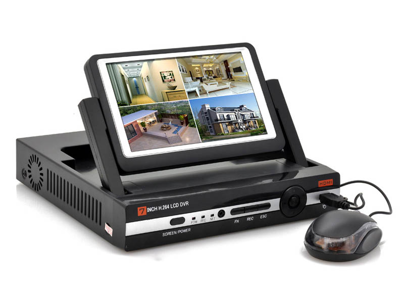 Видеорегистратор Orient XVR-1904/1080H/LCD 30652 видеорегистратор atis xvr 4108 na