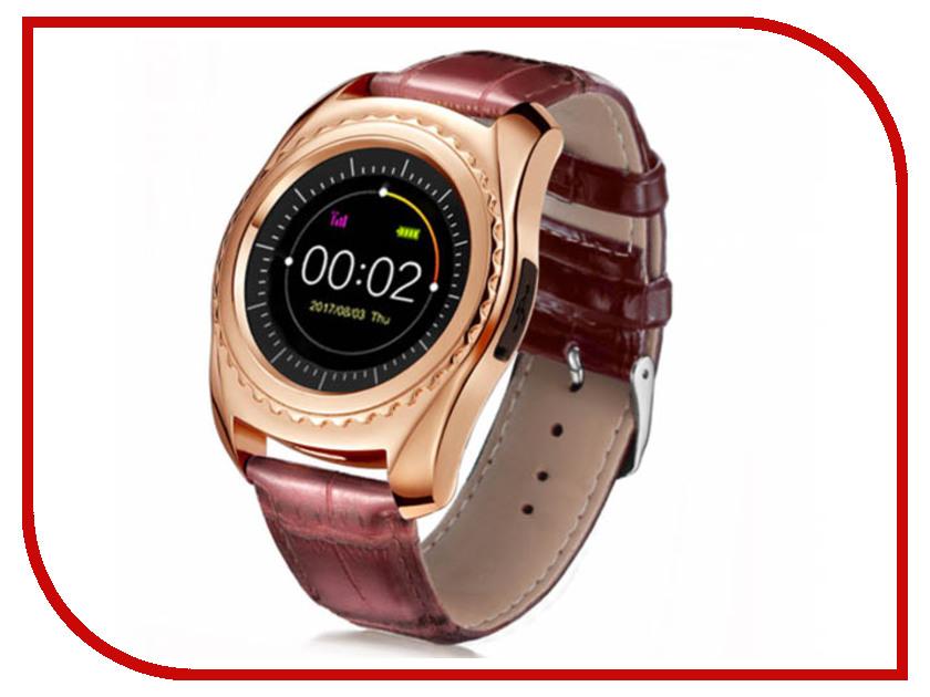 Умные часы Каркам CarCam TQ920 Gold