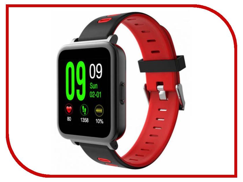 Умные часы Каркам CarCam SN10 Red