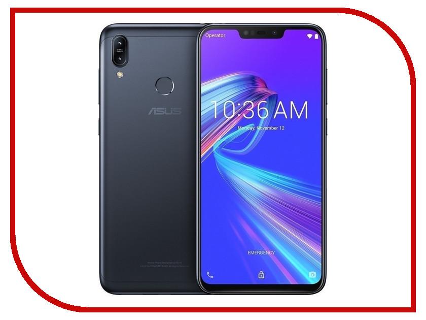 цена Сотовый телефон ASUS ZenFone Max M2 ZB633KL 64Gb Black