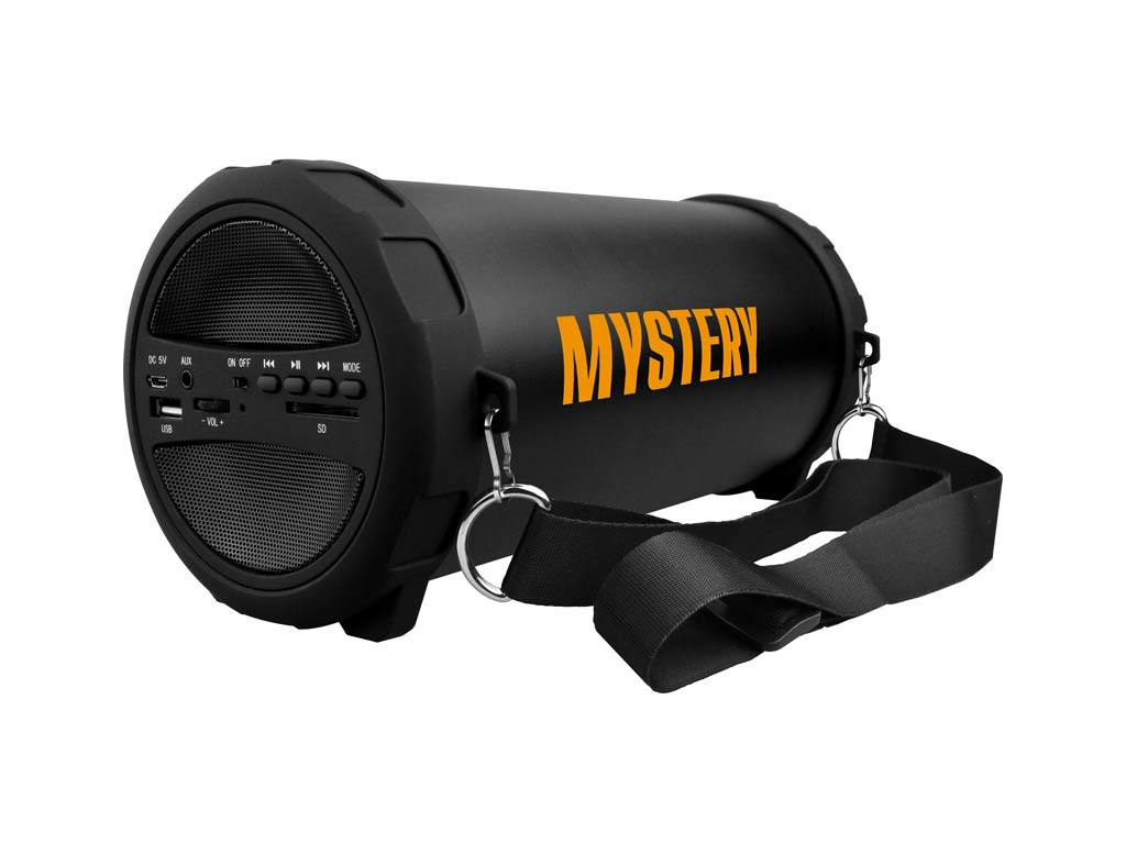 Колонка Mystery MBA-733UB Black