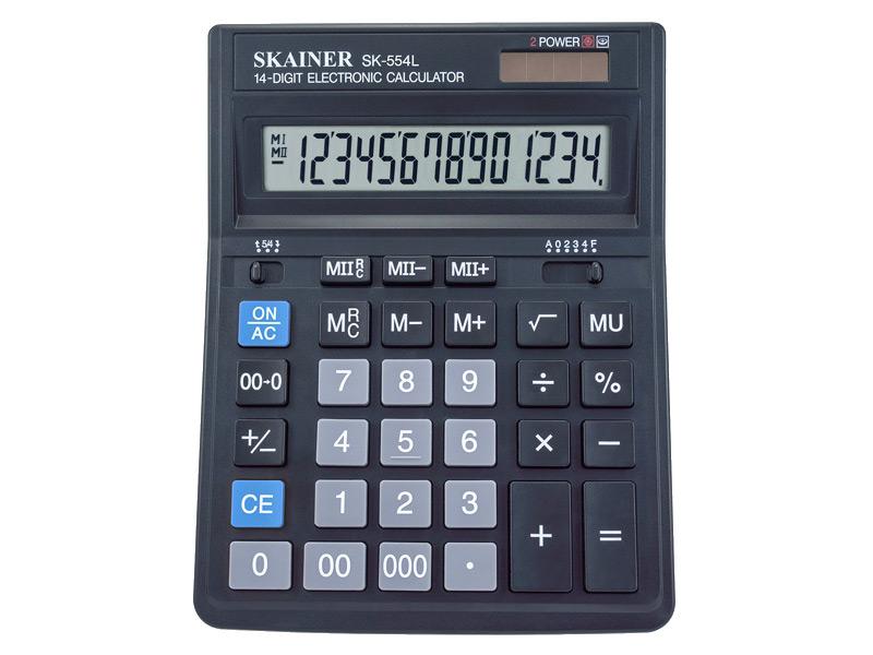 Калькулятор Skainer SK-554L