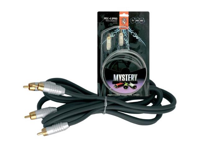 Кабель для подключения сабвуфера Mystery 8m MSC-8.0PRO ibanez ce4t msc