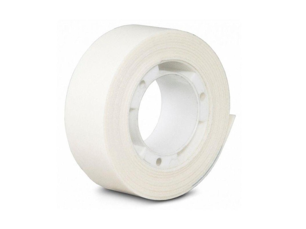 Клейкая лента для внутренних работ Unibob 19mm х 1.5m White 371115