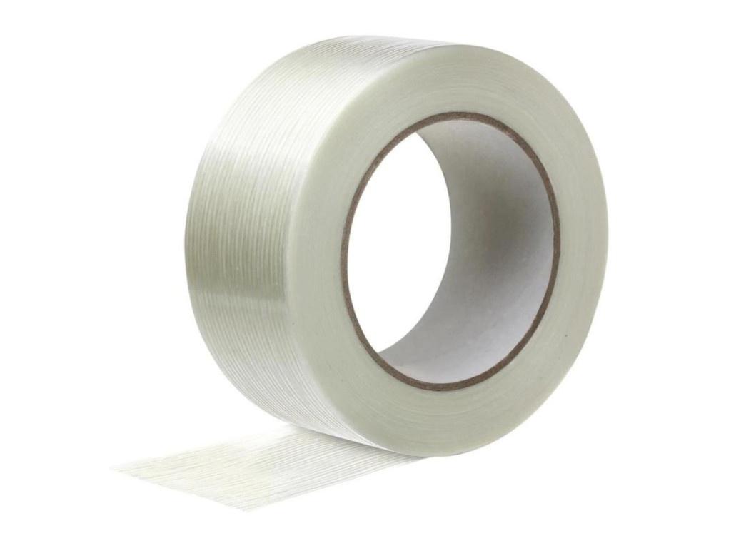 Клейкая лента армированная Unibob 50mm х 50m 517325 лента клейкая лента хозяйственная unibob 48mm х 10m 854631