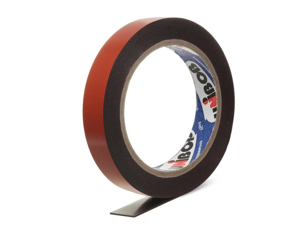 Клейкая лента для наружных работ Unibob 19mm х 5m 47036