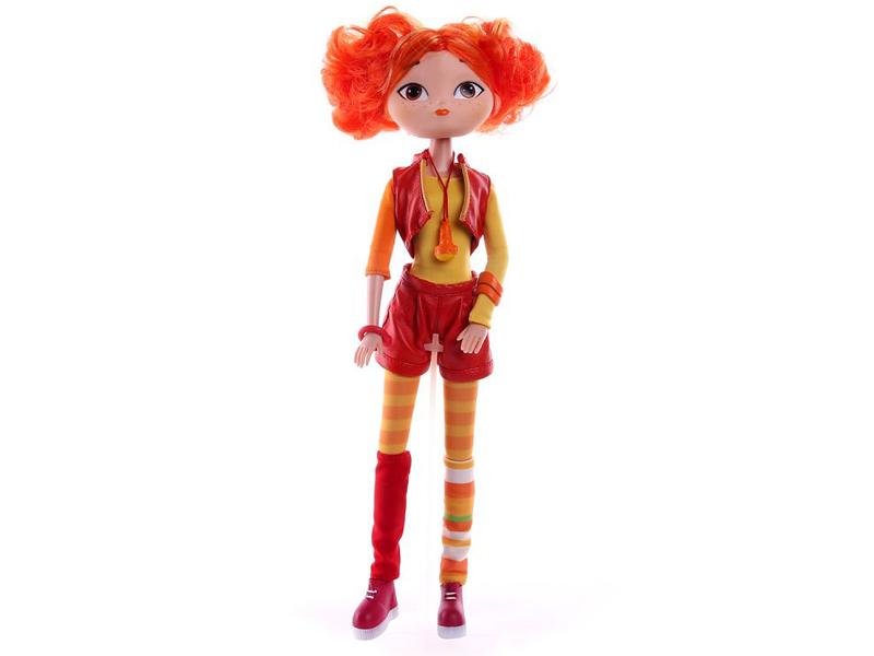 Кукла Сказочный патруль Casual Аленка 4385-4 кукла сказочный патруль серия casual аленка сказочный патруль